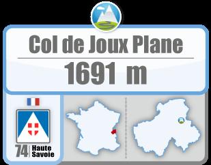 Col de Joux Plane