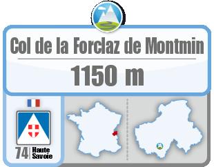 Col de la Forclaz de Montmin