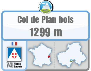 Col de Plan Bois