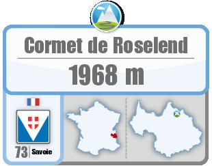 Cormet de Roselend