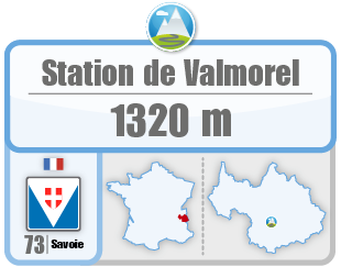 Station de Valmorel