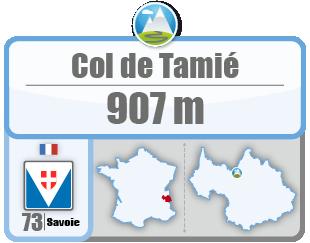 Col de Tamié