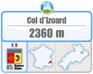 Col d'Izoard