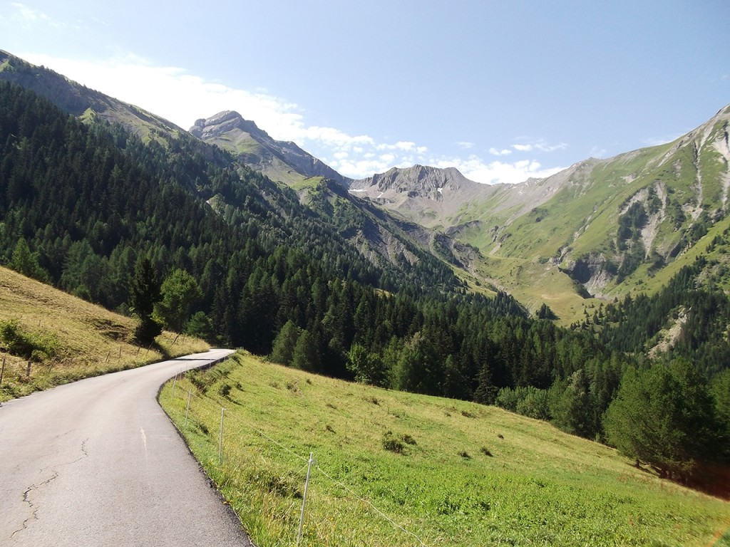 Col du Solude via Villard-Reymond