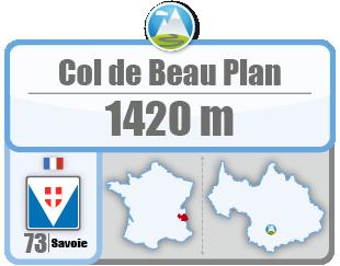 Col de Beau Plan