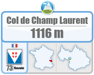 Col de Champ-Laurent