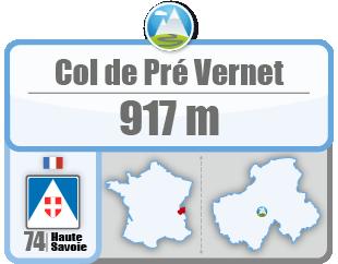 Col de Pré Vernet