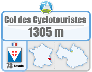 Col des Cyclotouristes