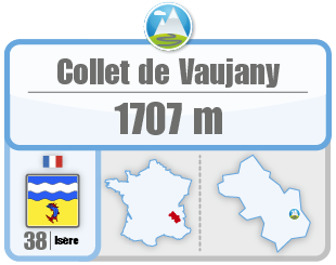 Collet de Vaujany