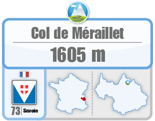 Col de Méraillet