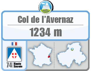 Col de l'Avernaz