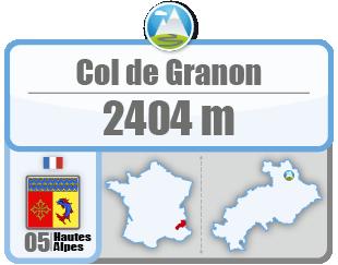 Col de Granon