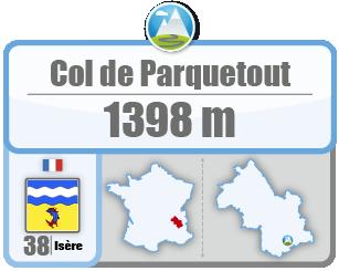 Col de Parquetout
