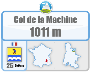 Col de la Machine