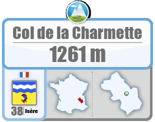 Col de la Charmette