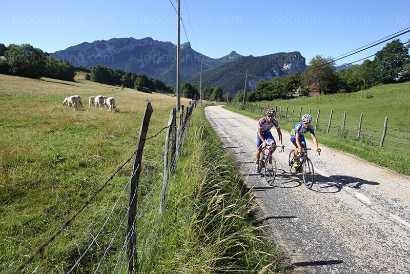 Le Col des Egaux (Photo DL/Thierry GUILLOT - ledauphine.com)