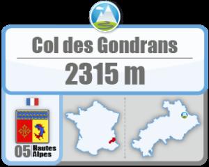 Col des Gondrans