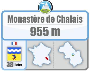 Monastère de Chalais