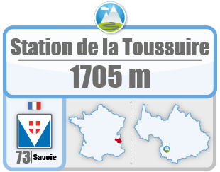 Station de la Toussuire