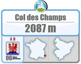 Col des Champs