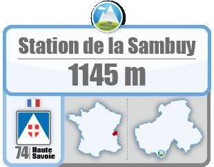 Station de la Sambuy