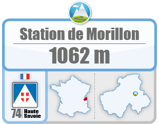 Station de Morillon