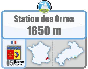 Station des Orres