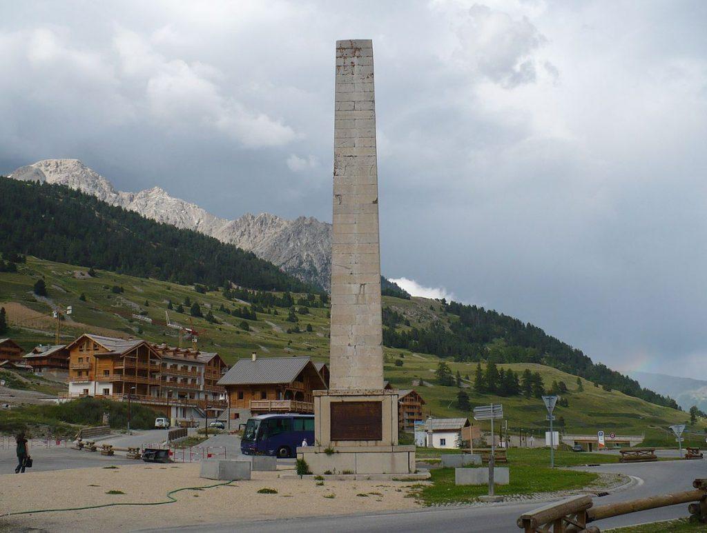 Col de Montgenèvre