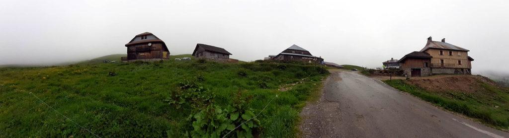 Col des Annes… sous la pluie début juin 2020 (photo Alpes4ever).