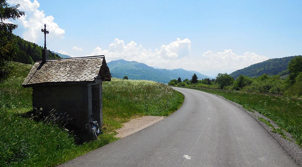 L'Oratoire des Moises à proximité du col (photo Alpes4ever).