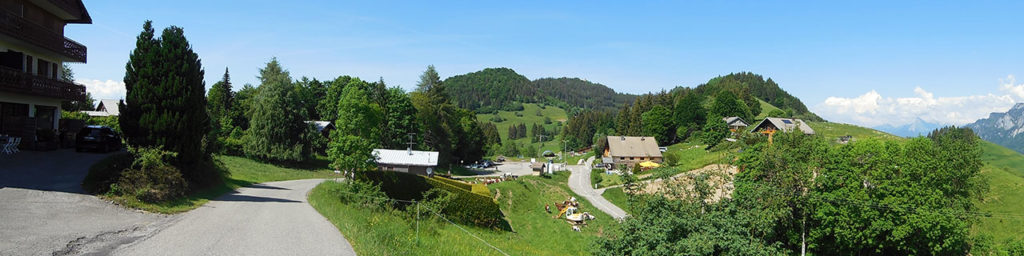 Col du Feu - 1120 m (photo Alpes4ever).