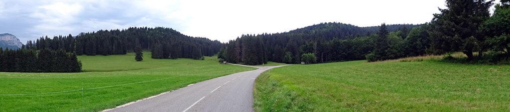 Col de la Cluse - 1269 m (photo Alpes4ever).
