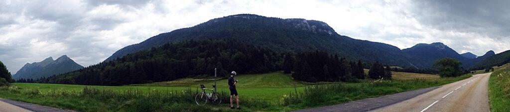 Col des Prés - vue sur le Mont Buffaz (photo Alpes4ever).